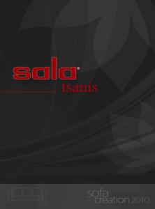 sala tsanis catalog 2010-2011